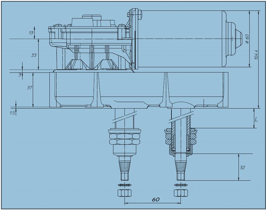 doga 319 series dc torque motor diagram